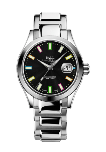 BALL Engineer III Marvelight Chronometer — Caring Edition (40mm)