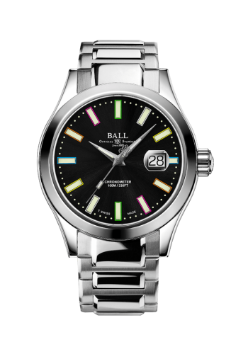 BALL Engineer III Marvelight Chronometer — Caring Edition (43mm)