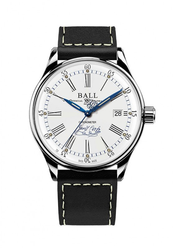 BALL Trainmaster Endeavour Chronometer