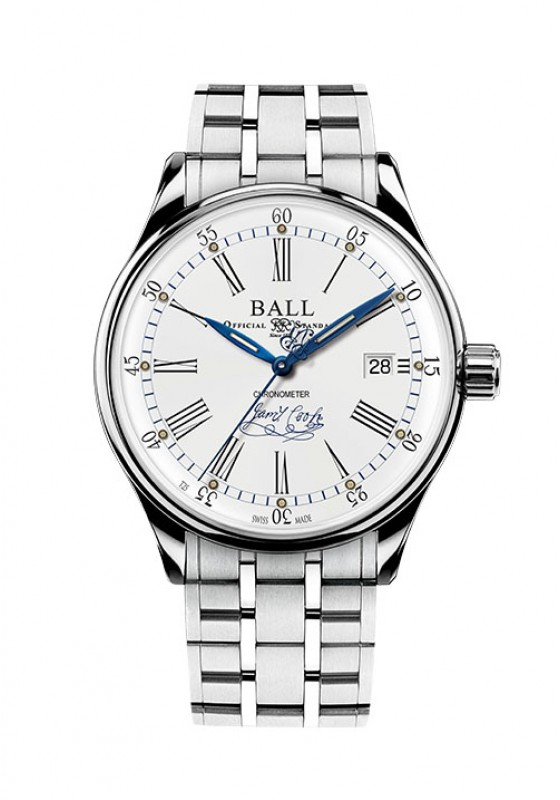 BALL Trainmaster Endeavour Chronometer